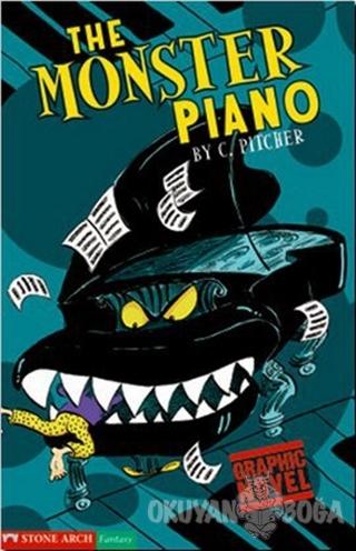 The Monster Piano - Caroline Pitcher - Pearson Hikaye Kitapları