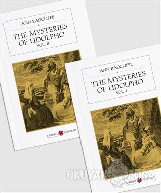 The Mysteries of Udolpho (2 Cilt Takım) - Ann Radcliffe - Karbon Kitap