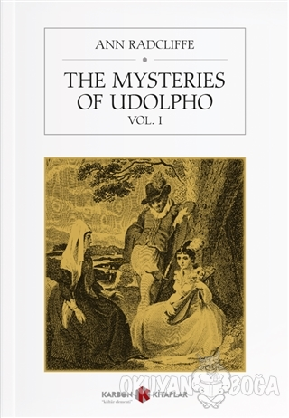 The Mysteries of Udolpho Vol. 1