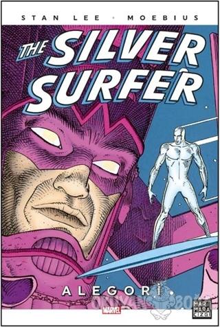 The Silver Surfer - Alegori
