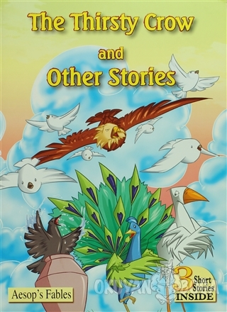 The Thirsty Crow and Other Stories - Kolektif - Macaw Books