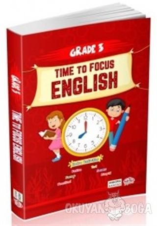 Time To Focus English - Grade 3 - Kolektif - Editör Yayınevi