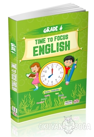 Time To Focus English - Grade 4 - Kolektif - Editör Yayınevi