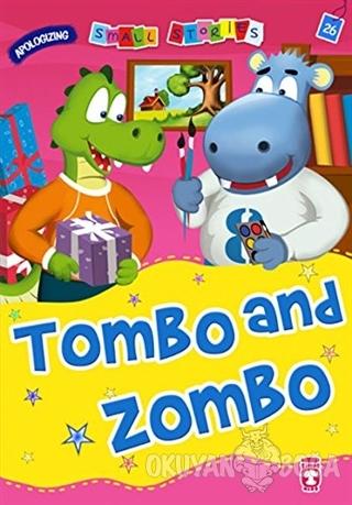 Tombo and Zombo - Şokuh Gasemnia - Timaş Publishing