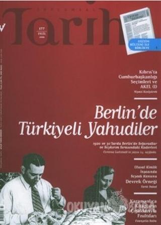 Toplumsal Tarih Dergisi Sayı: 177 - Kolektif - Tarih Vakfı Yurt Yayınl