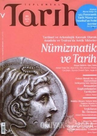 Toplumsal Tarih Dergisi Sayı: 185 - Kolektif - Tarih Vakfı Yurt Yayınl