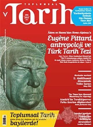 Toplumsal Tarih Dergisi Sayı: 206 - Kolektif - Tarih Vakfı Yurt Yayınl