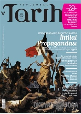 Toplumsal Tarih Dergisi Sayı: 214 - Kolektif - Tarih Vakfı Yurt Yayınl
