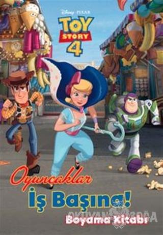 Toy Story 4 - Oyuncaklar İş Başında - Kolektif - Doğan Egmont Yayıncıl