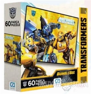 Transformers (60 Parça Puzzle)
