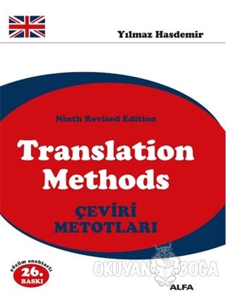 Translation Methods - Yılmaz Hasdemir - Alfa Yayınları