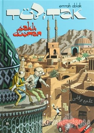Tübitak - Saklı Düşman (Ciltli) - Emrah Ablak - Mürekkep Basın Yayın