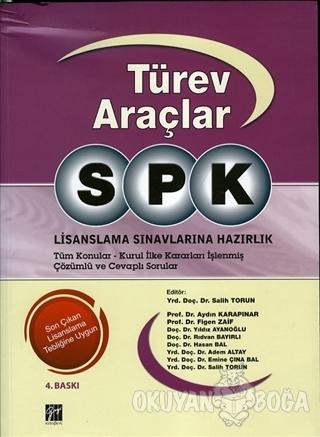 Türev Araçlar SPK Lisanslama Sınavlarına Hazırlık