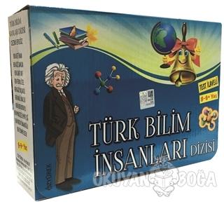 Türk Bilim İnsanları Dizisi (10 Kitap Takım) - Cezmi Ersöz - Özyürek Y