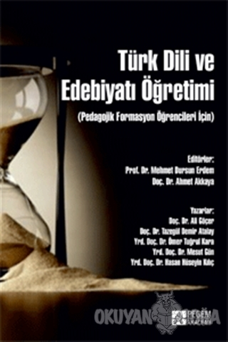 Türk Dili ve Edebiyatı Öğretimi - Kolektif - Pegem Akademi Yayıncılık