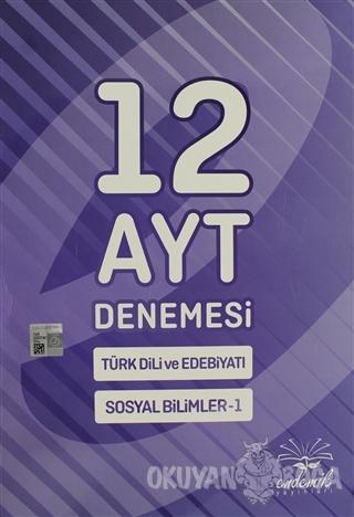 Türk Dili ve Edebiyatı - Sosyal Bilimler - 1 12'li AYT Denemesi