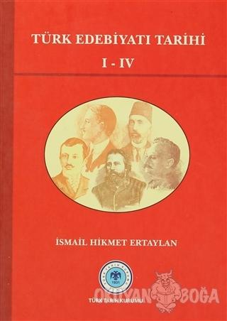 Türk Edebiyatı Tarihi 1-4 (Ciltli)