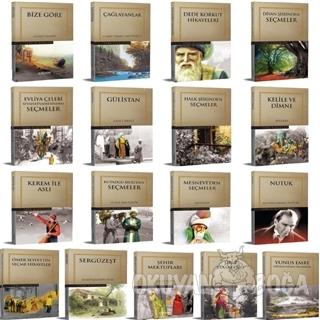 Türk Klasikleri Seti (17 Kitap Takım) - Kolektif - Karatay Yayınları