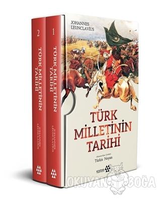 Türk Milletinin Tarihi (2 Kitap Takım Kutulu) - Johannes Leunclavius -