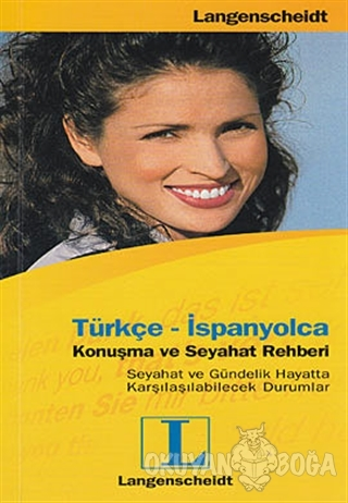 Türkçe- İspanyolca Konuşma ve Seyahat Rehberi