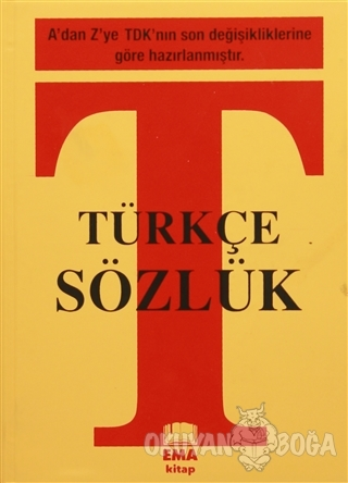 Türkçe Sözlük (Büyük Boy)