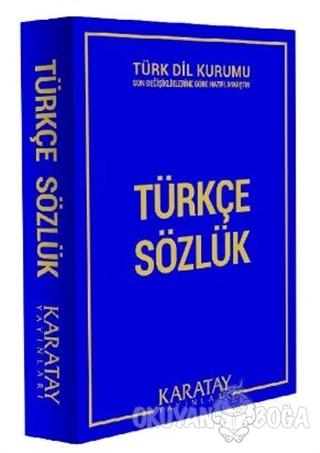 Türkçe Sözlük (Mavi)