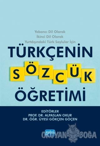 Türkçenin Sözcük Öğretimi