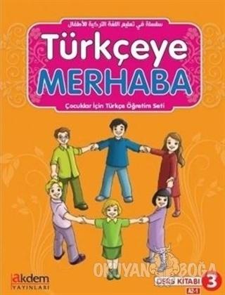 Türkçeye Merhaba A2-1 Çalışma Kitabı - Hulusi Gürbüz - Akdem Yayınları