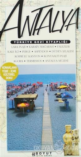 Türkiye Gezi Kitaplığı: Antalya