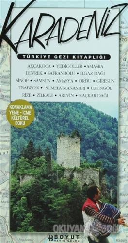 Türkiye Gezi Kitaplığı: Karadeniz