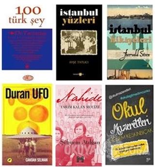 Türkiye Seti (6 Kitap Takım) - Halil Gökhan - Kafe Kültür Set