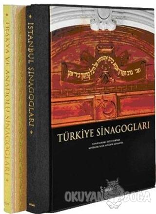 Türkiye Sinagogları 2 Cilt Takım