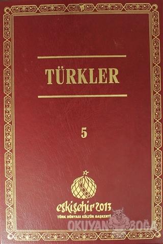 Türkler Ansiklopedisi (21 Kitap Takım) (Ciltli)
