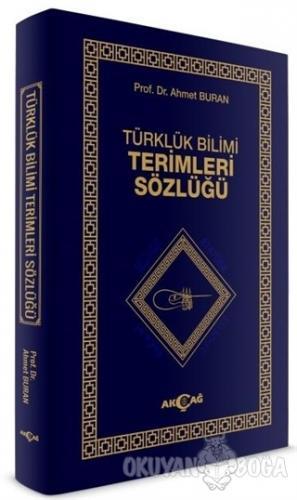 Türklük Bilimi Terimler Sözlüğü (Ciltli)