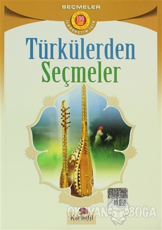 Türkülerden Seçmeler - Kolektif - Karanfil Yayınları