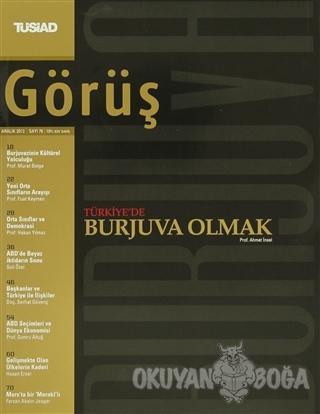 Tüsiad Görüş Dergisi Sayı: 76 - Kolektif - TÜSİAD Görüş Dergisi