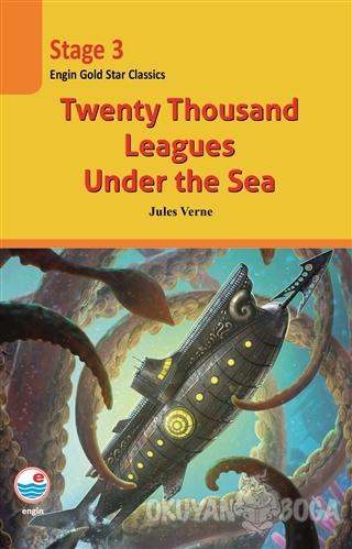 Twenty Thousand Leagues Under The Sea (CD'li) - Jules Verne - Engin Ya
