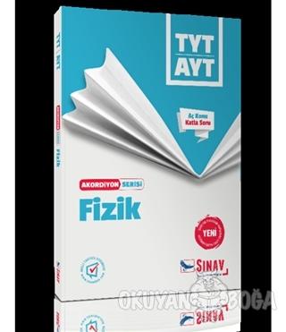 TYT AYT Fizik Akordiyon Serisi - Kolektif - Sınav Yayınları