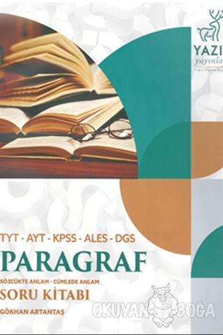 TYT - AYT - KPSS -ALES - DGS Paragraf Soru Kitabı