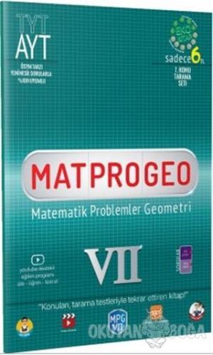TYT - AYT MATPROGEO 7 (Konu Tarama Testi)
