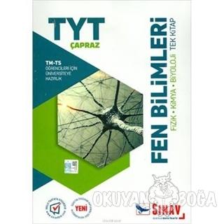 TYT Çapraz TM TS Öğrencileri İçin Fen Bilimleri Tek Kitap