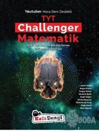TYT Challenger Matematik - Kolektif - Kafadengi Yayınları