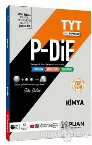 TYT Kimya P-DİF Konu Anlatım Fasikülleri - Kolektif - Puan Akademi