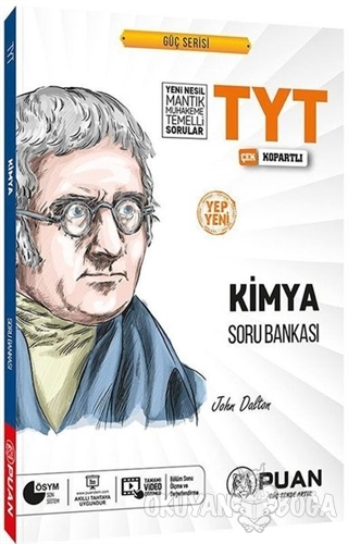 TYT Kimya Soru Bankası - Kolektif - Puan Akademi