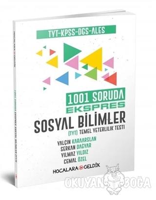 TYT KPSS DGS ALES 1001 Soruda Ekspres Sosyal Bilimler