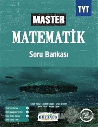 TYT Master Matematik Soru Bankası - Kolektif - Okyanus Yayınları
