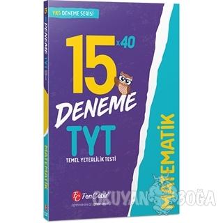 TYT Matematik 15x40 Deneme