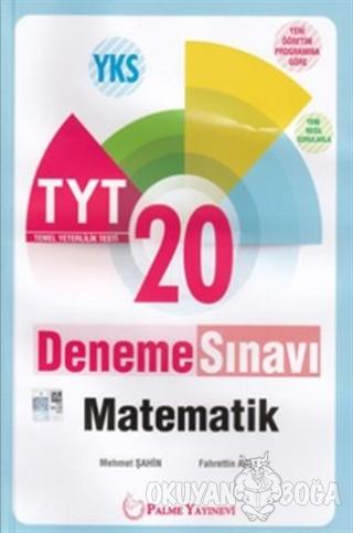 TYT Matematik 20 Deneme Sınavı