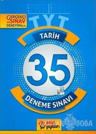 TYT Tarih 35 Deneme Sınavı - Kolektif - Metin Yayınları