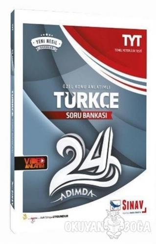 TYT Türkçe 24 Adımda Özel Konu Anlatımlı Soru Bankası - Kolektif - Sın
